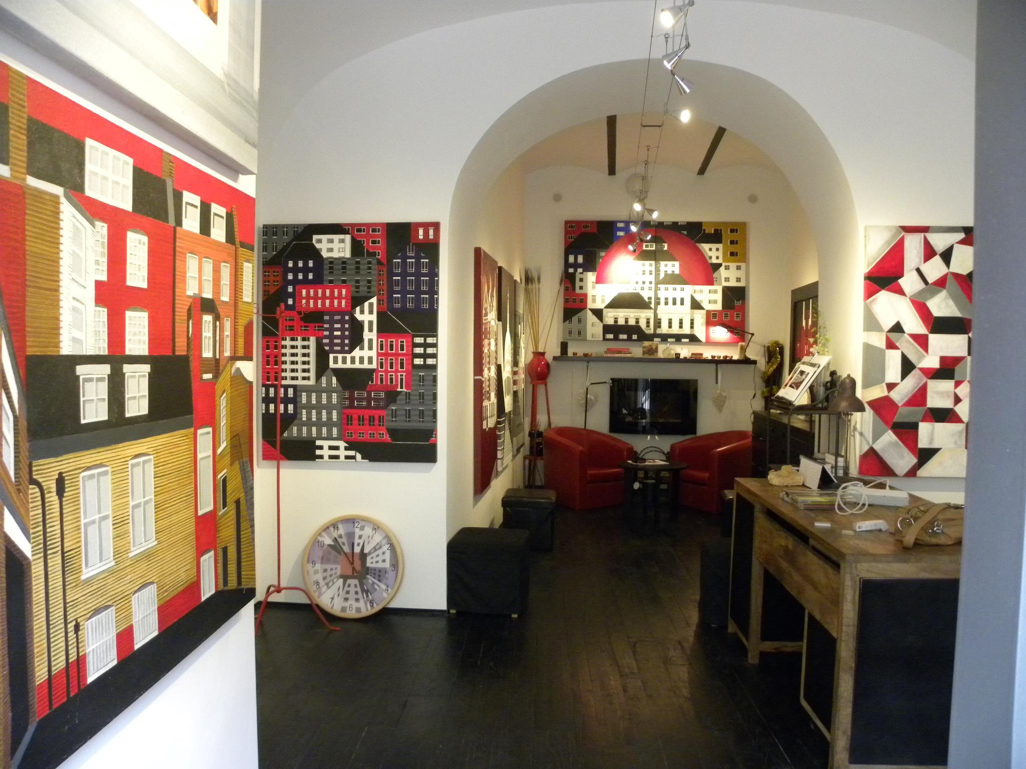 The Gallery of Gemma Detti